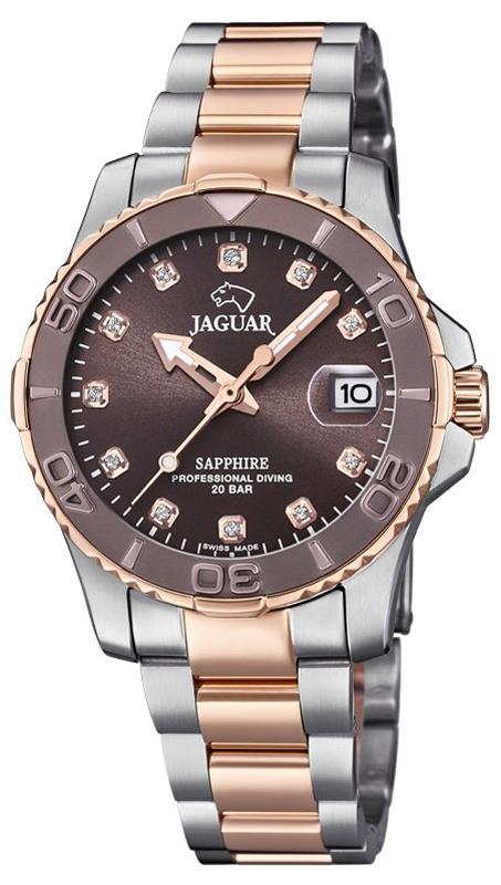 Jaguar J871-2 - zegarek damski
