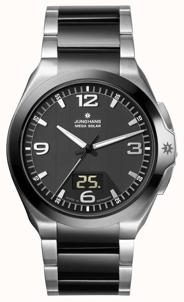 Junghans 018/1120.44 - zegarek męski