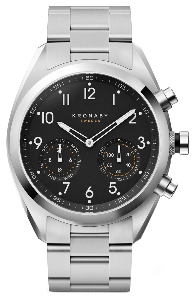 Kronaby S3111-1 - zegarek męski