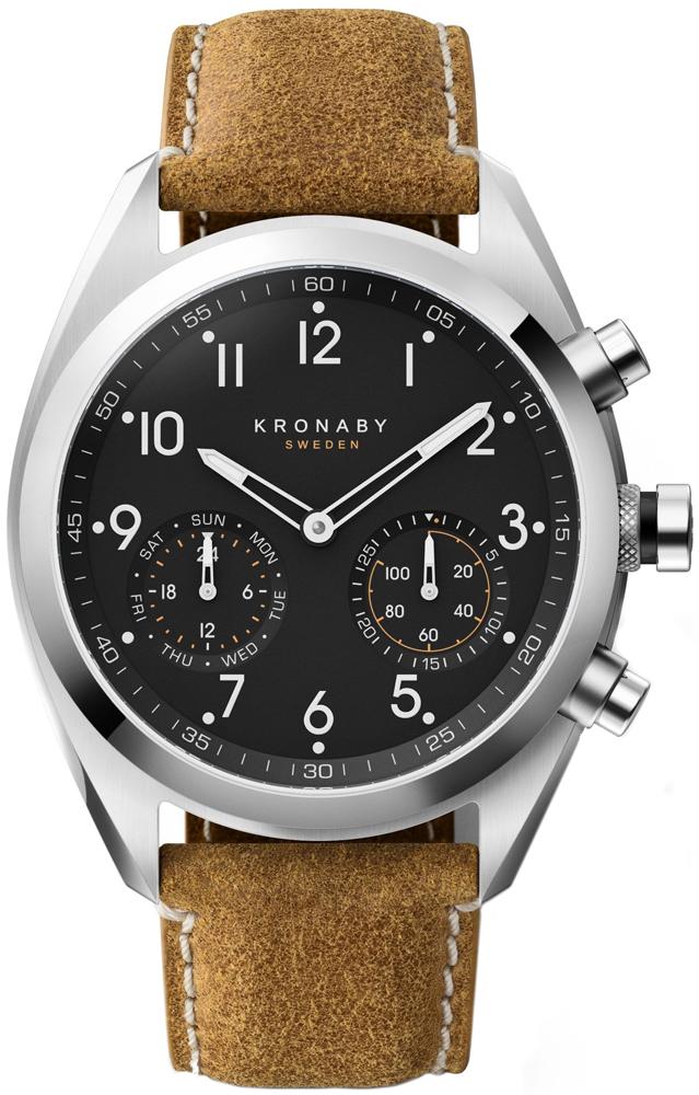 Kronaby S3112-1 - zegarek męski