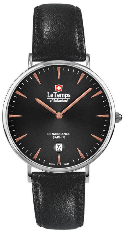 Le Temps LT1018.47BL01 - zegarek męski