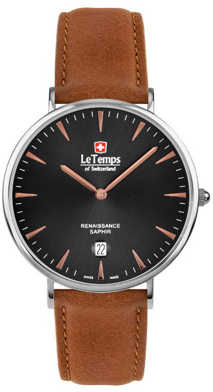 Le Temps LT1018.47BL02 - zegarek męski