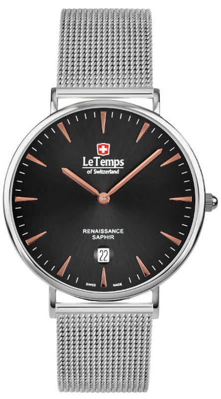 Le Temps LT1018.47BS01 - zegarek męski