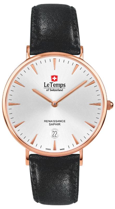 Le Temps LT1018.56BL51 - zegarek męski