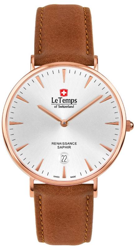 Le Temps LT1018.56BL52 - zegarek męski