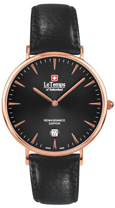Le Temps LT1018.57BL51 - zegarek męski