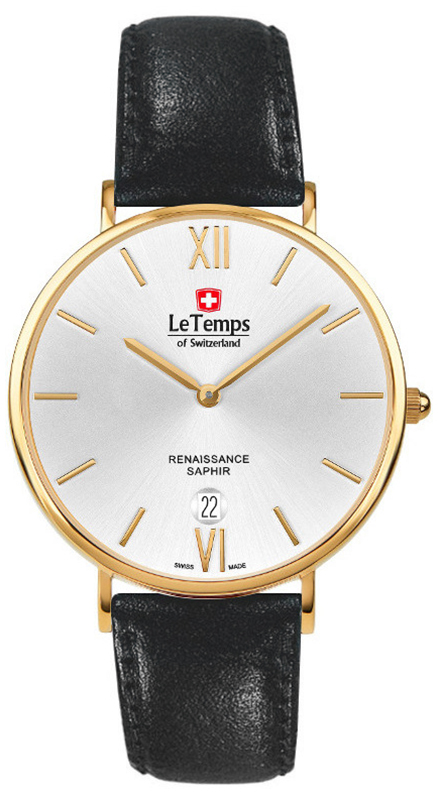 Le Temps LT1018.82BL61 - zegarek męski
