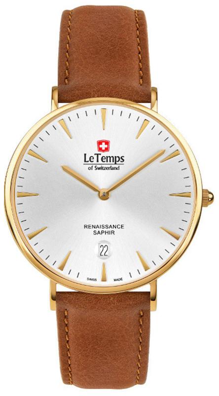 Le Temps LT1018.86BL62 - zegarek męski