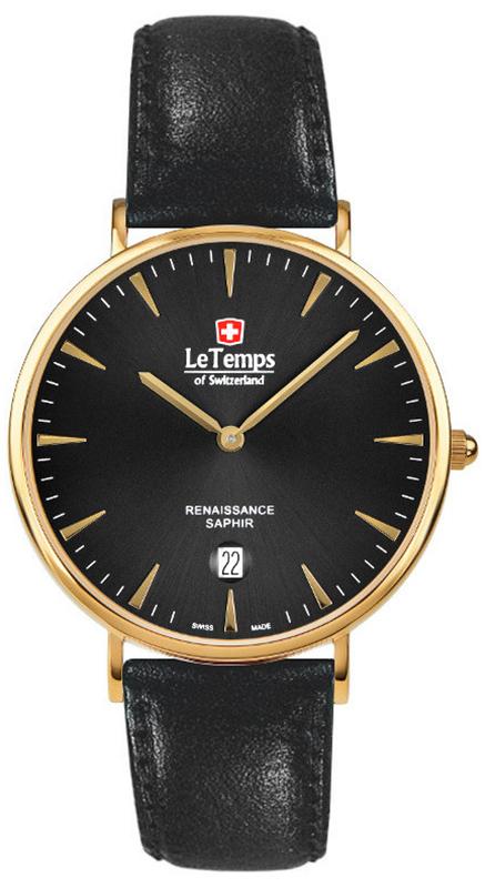 Le Temps LT1018.87BL61 - zegarek męski