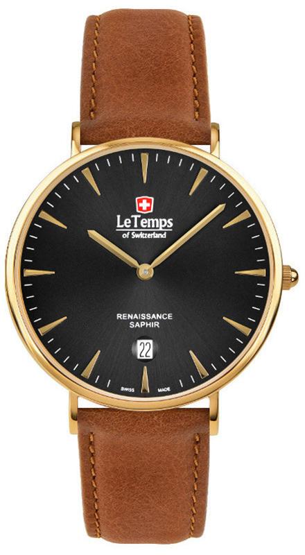 Le Temps LT1018.87BL62 - zegarek męski