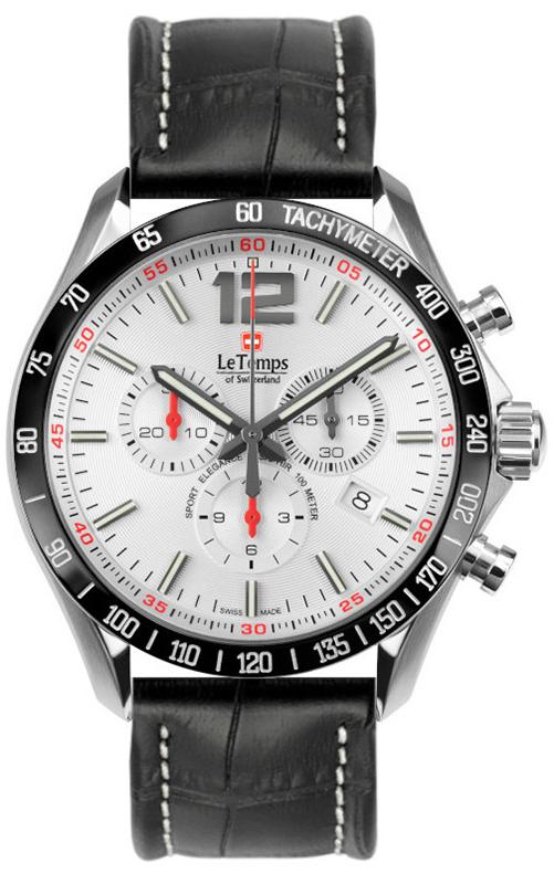 Le Temps LT1041.17BL01 - zegarek męski