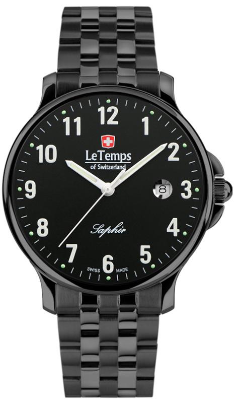 Le Temps LT1067.27BB01 - zegarek męski