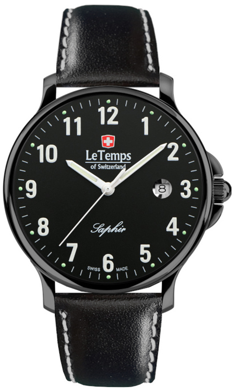 Le Temps LT1067.27BL21 - zegarek męski