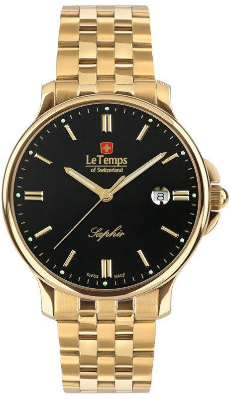 Le Temps LT1067.58BD01 - zegarek męski