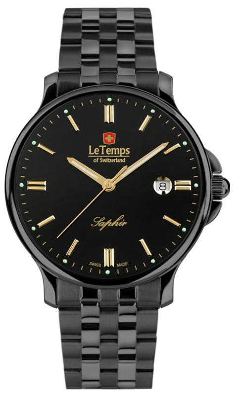 Le Temps LT1067.75BB01 - zegarek męski