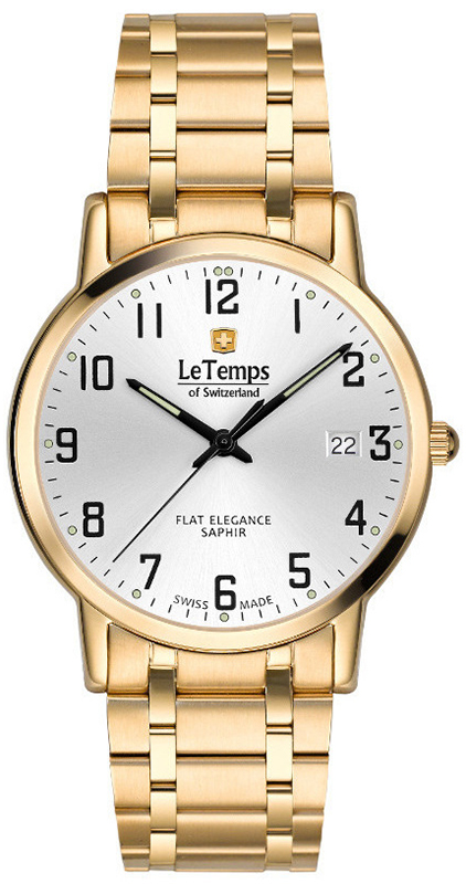 Le Temps LT1087.81BD01 - zegarek męski