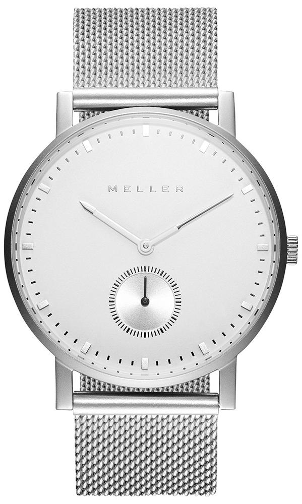 Meller 2P-2SILVER - zegarek męski