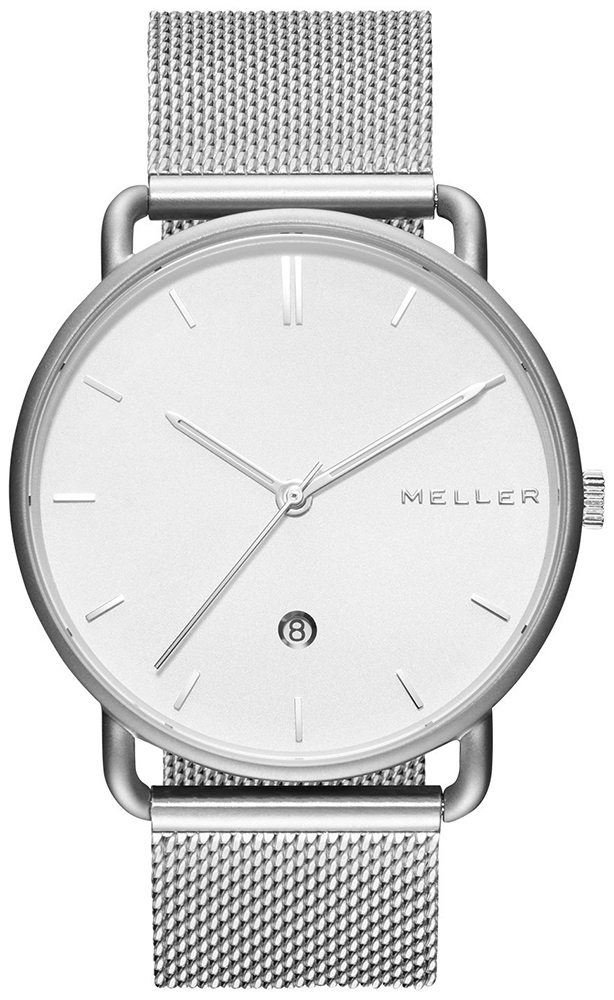 Meller 3P-2SILVER - zegarek męski