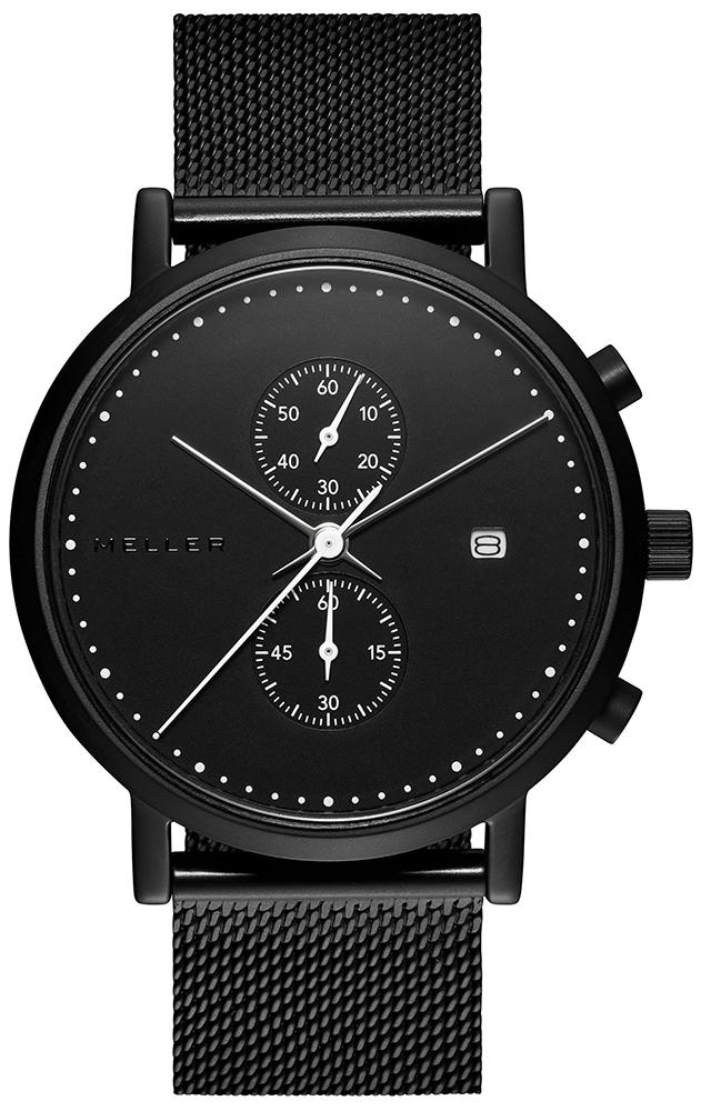 Meller 4NN-2BLACK - zegarek męski