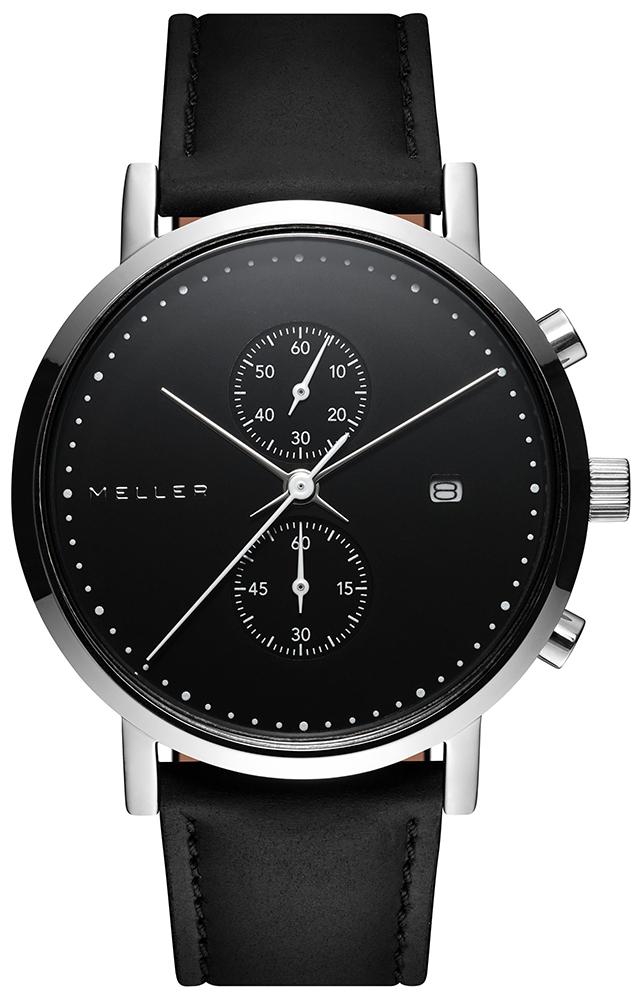 Meller 4PN-1BLACK - zegarek męski