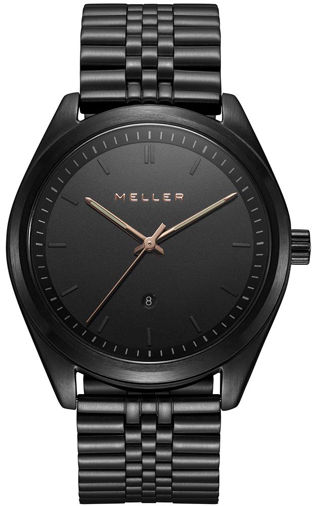 Meller 6NR-3BLACK - zegarek męski