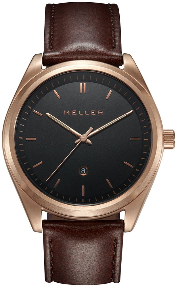 Meller 6RN-1CHOCO - zegarek męski