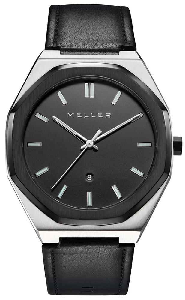 Meller 8PN-1BLACK - zegarek męski