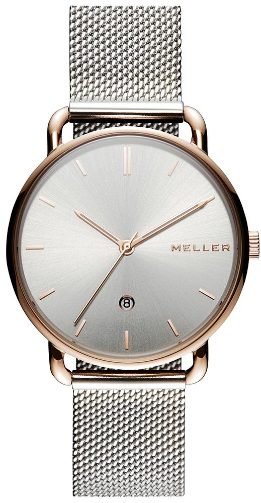 Meller W3RP-2SILVER - zegarek damski