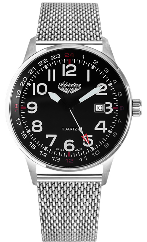 Adriatica A1067.5124Q - zegarek męski