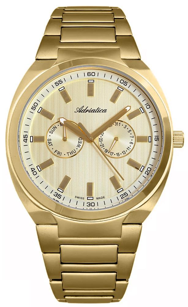 Adriatica A1105.1111QF - zegarek męski