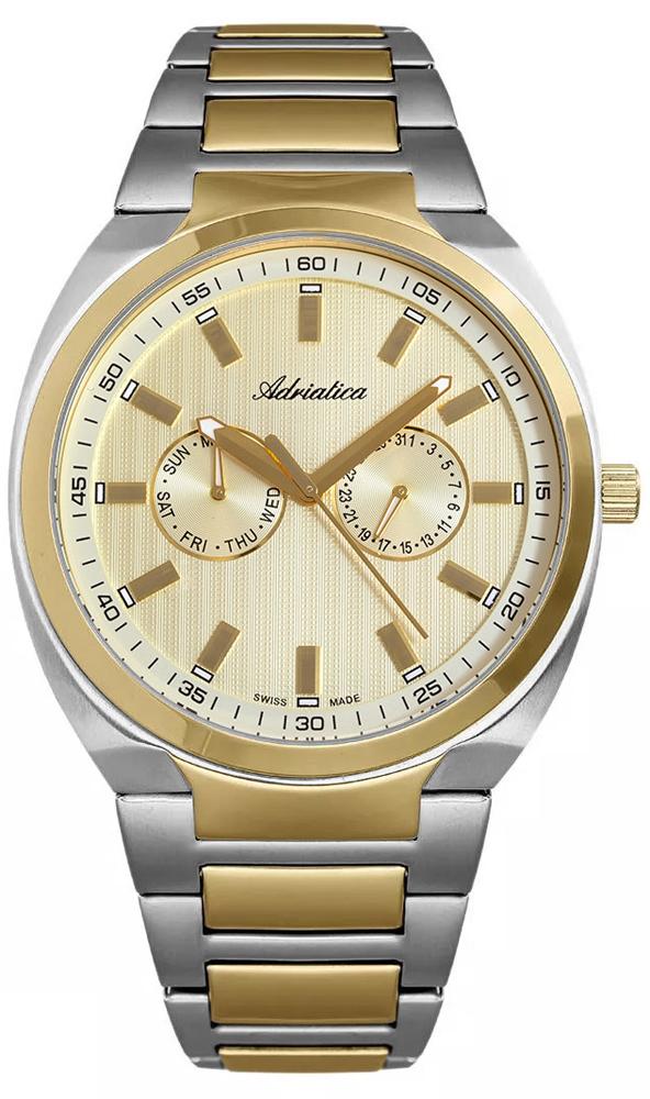 Adriatica A1105.2111QF - zegarek męski