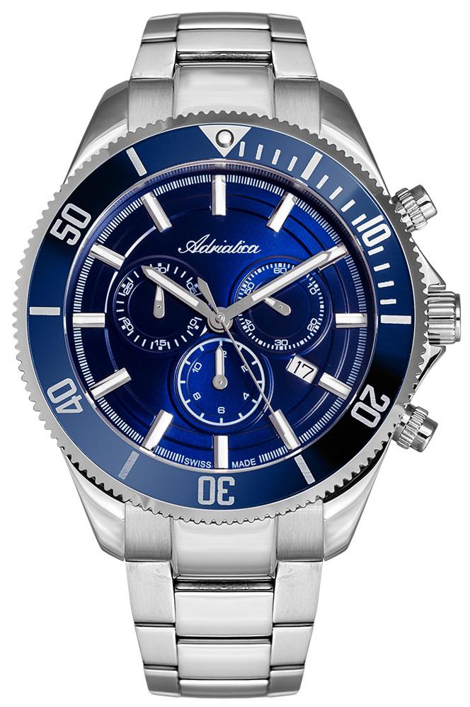 Adriatica A1139.5115CHN - zegarek męski