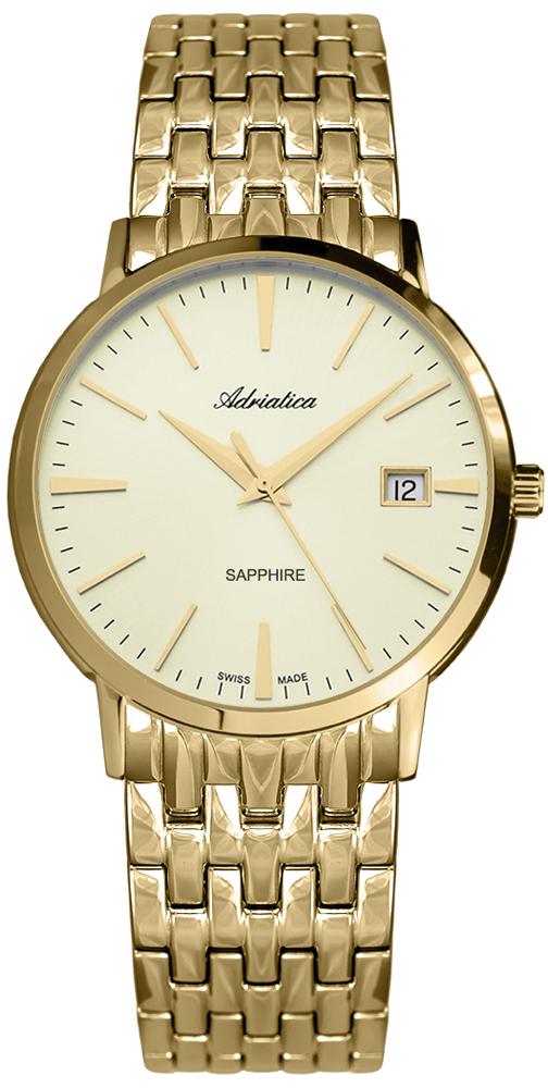Adriatica A1243.1111QS - zegarek męski