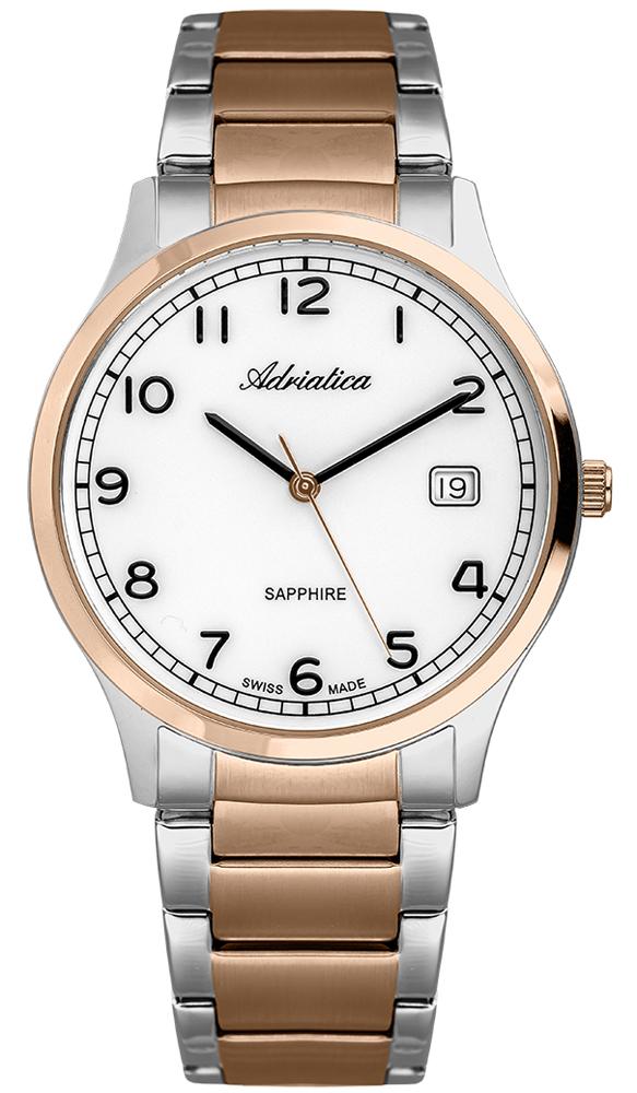 Adriatica A1267.R123Q - zegarek męski