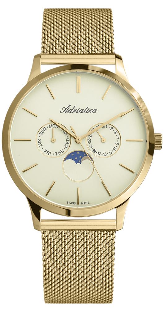 Adriatica A1274.1111QF - zegarek męski