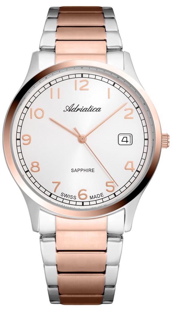 Adriatica A1292.R123Q - zegarek męski