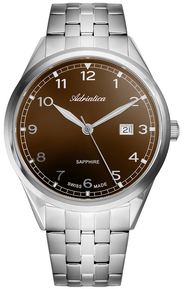 Adriatica A8260.512GQ - zegarek męski