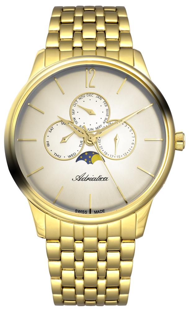 Adriatica A8269.1151QF - zegarek męski
