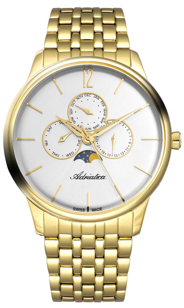 Adriatica A8269.1153QF - zegarek męski