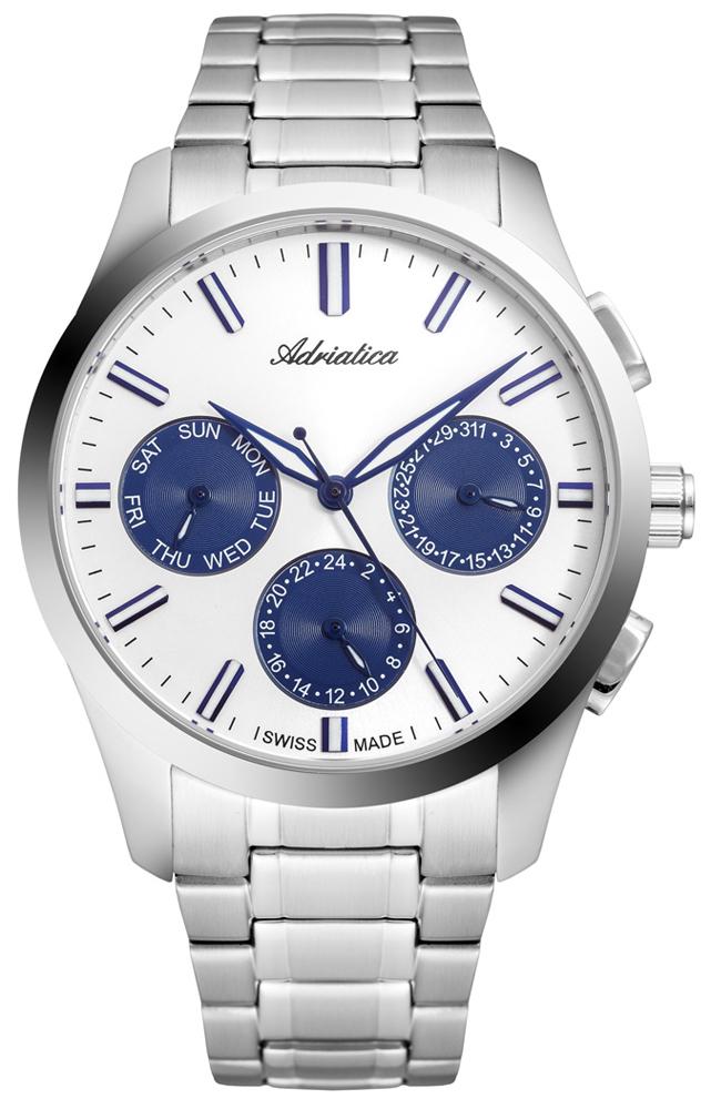 Adriatica A8277.51B3QF - zegarek męski