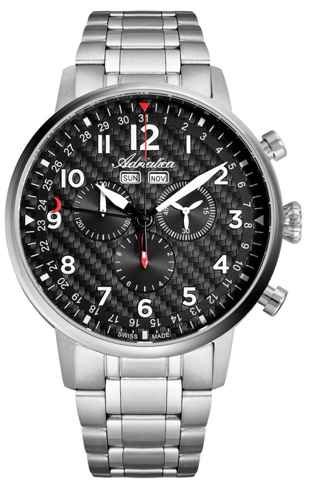 Adriatica A8308.5124CH - zegarek męski