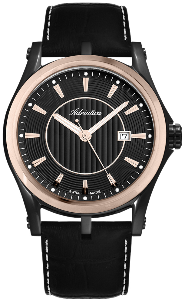 Adriatica A1094.K214Q - zegarek męski