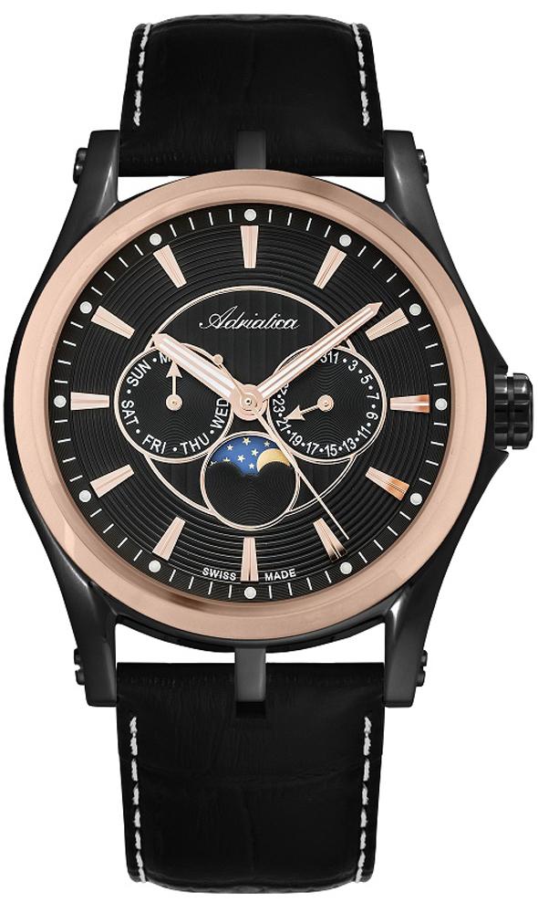 Adriatica A1094.K214QF - zegarek męski