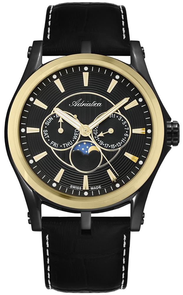 Adriatica A1094.X214QF - zegarek męski