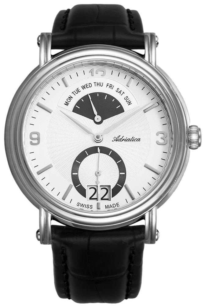 Adriatica A1194.5253QF - zegarek męski