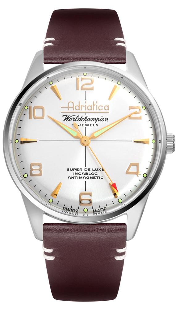 Adriatica A1964.5253MLE - zegarek męski