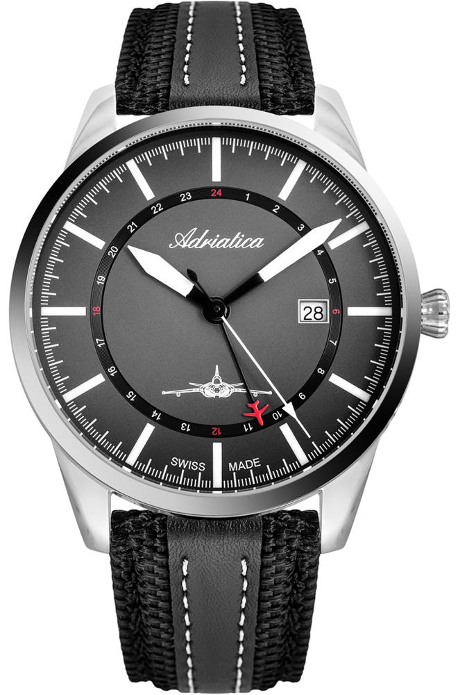 Adriatica A8186.5217Q - zegarek męski