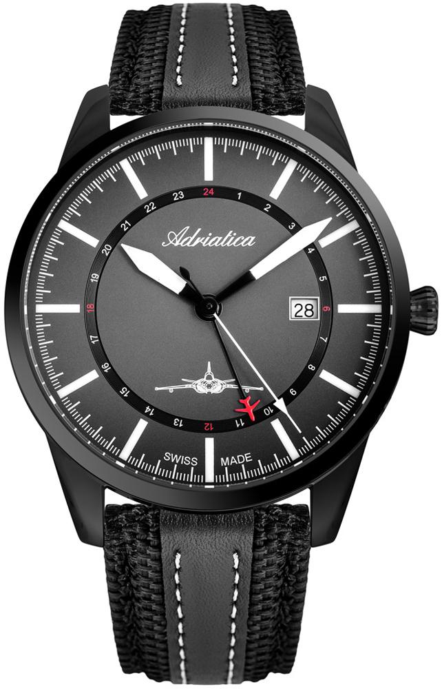 Adriatica A8186.B217Q - zegarek męski