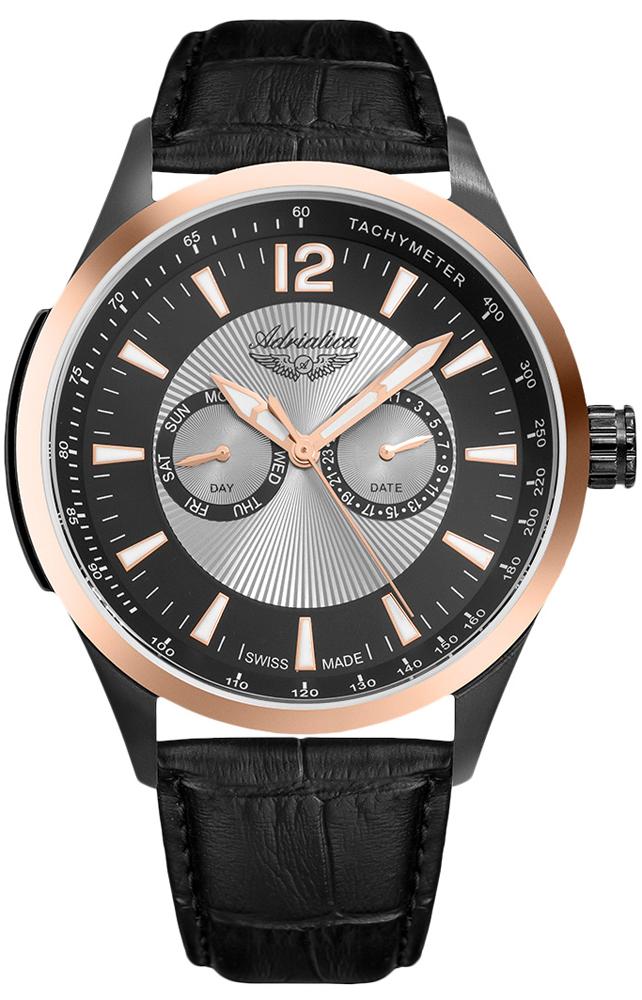Adriatica A8189.K257QF - zegarek męski
