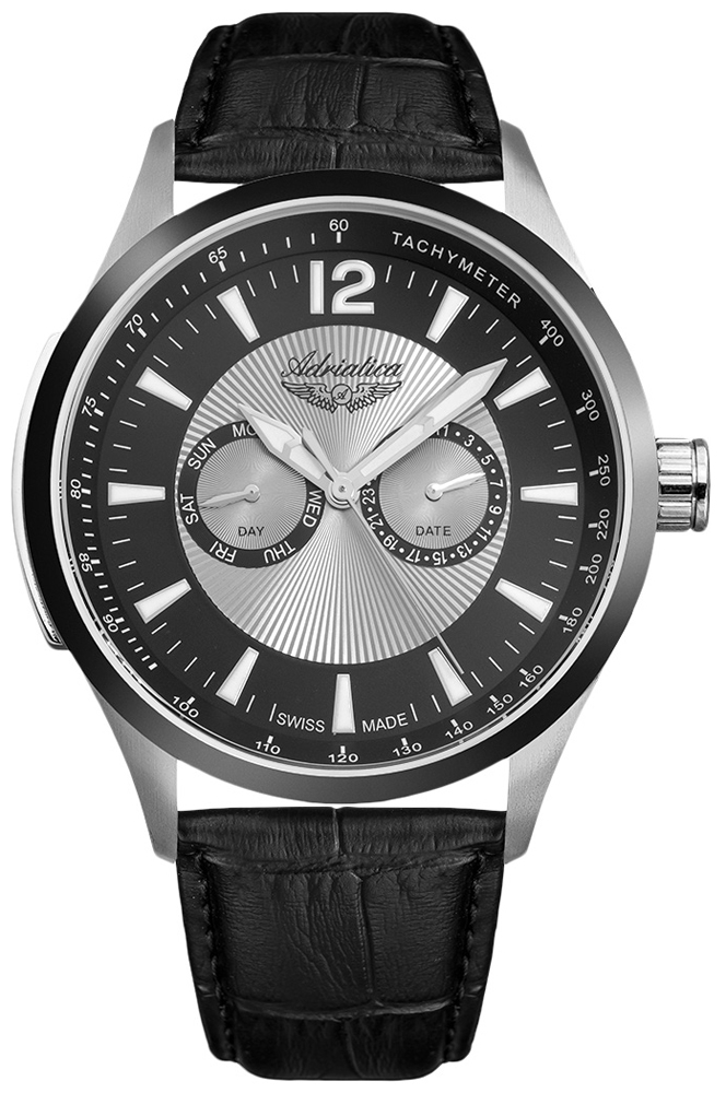 Adriatica A8189.Y257QF - zegarek męski